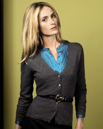 Superfine V-Neck Cardigan product image