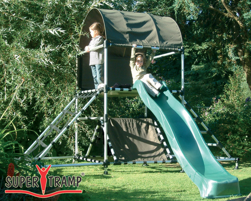 supertramp Optima Playground Slide and Climbing Frame product image