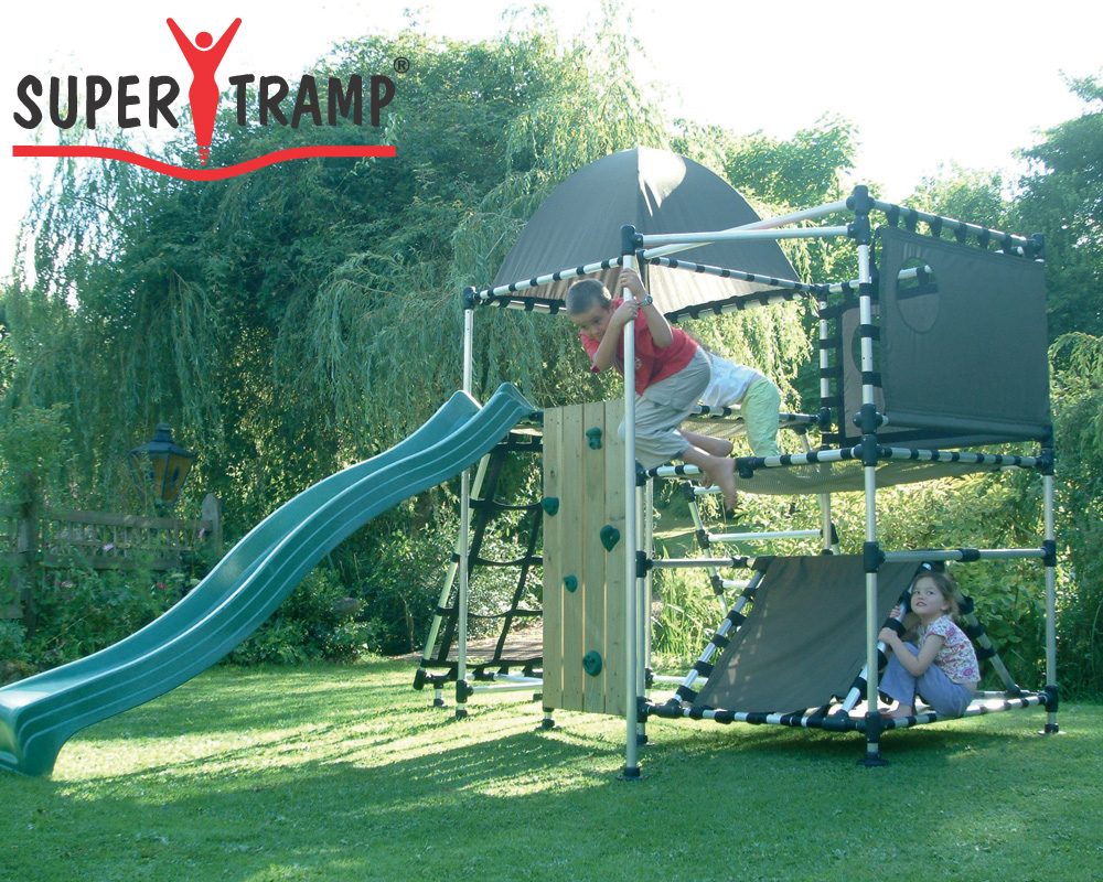 supertramp Ultima Slide and Climbing Frame product image