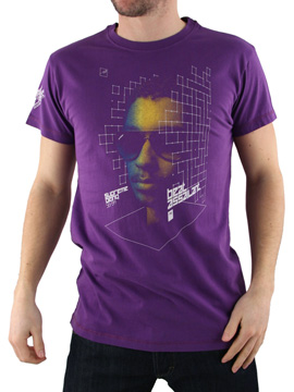 Supreme Being Purple BA T-Shirt product image