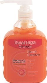 Swarfega, 1228[^]67758 Orange Hand Cleaner 450ml 67758