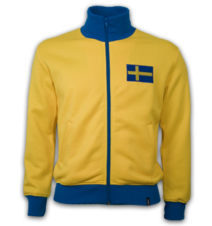 Sweden  Sweden 1970s Retro Jacket polyester / cotton product image