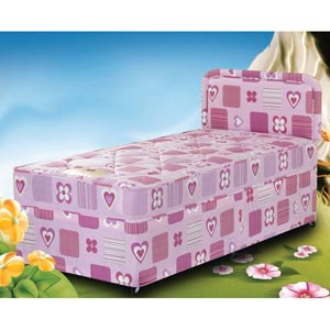 Sweet Dreams Alice 2FT 6 Sml Single Divan Bed