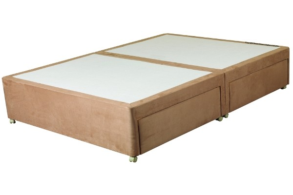 Compare prices of divan beds read divan bed reviews buy for Small double divan bed with storage