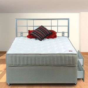 Sweet Dreams Cuban 4FT 6 Double Divan Bed product image