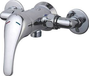 Swirl, 1228[^]63176 Built-In/Exposed Single Lever Manual Mixer