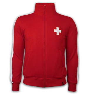 Switzerland  Switzerland 1960s Retro Jacket polyester / cotton product image
