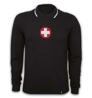 Switzerland  Switzerland Goalie 1970s Long Sleeve Retro product image