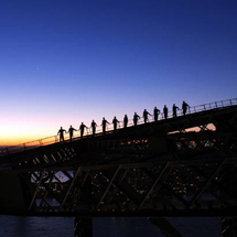 A magical chance to climb to the top of Sydney Harbour Bridge when day slowly turns into night and the city basks in the golden glow of the setting sun. - CLICK FOR MORE INFORMATION