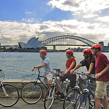 The Sydney Classic Tour will take you to all of the iconic sights and other sights you may miss on your own - all on a bicycle. Well even stop to take in a warm friendly pub as a half way point (but just for a quick drink...theres a lot to see on thi - CLICK FOR MORE INFORMATION