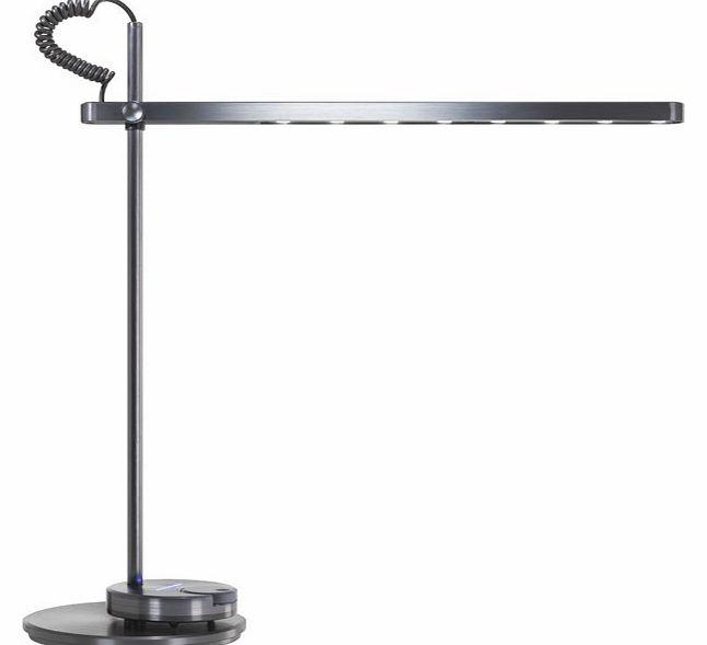 sygonix 15w led dimmable desk lamp 6000k cool. Black Bedroom Furniture Sets. Home Design Ideas