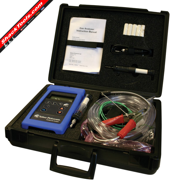 sykes-pickavant Portable 4 Gas Analyser Kit product image