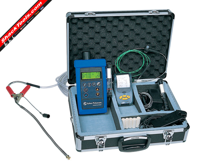 sykes-pickavant Portable 5 Gas Analyser Kit product image