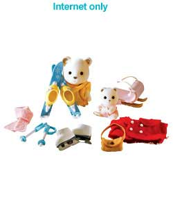 Sylvanian Familes - Winter Fun product image