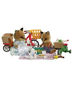- Bike and Picnic Set