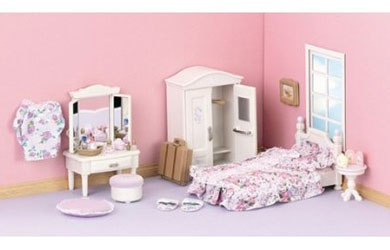 Sylvanian Families Guest Bedroom Set Review Compare Prices Buy Online