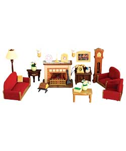 - Luxury Living Room Set
