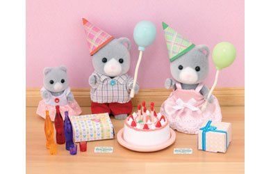 Sylvanian Families Birthday Celebration Set product image