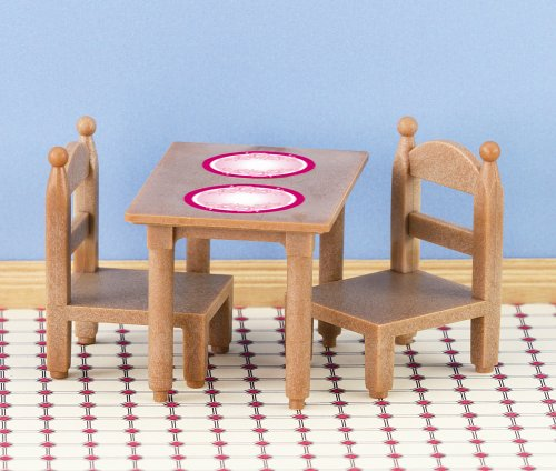 Sylvanian Families Breakfast Table & Chair product image