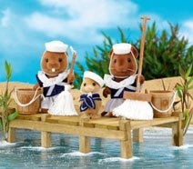 Sylvanian Families Captains River Crew product image