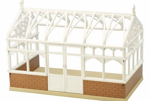Sylvanian Families Conservatory is a stylish sun trap that your Sylvanians can enjoy all year round. The 25.5cm long conservatory has an open back which means it`s easy t (Barcode EAN = 5038701044240). - CLICK FOR MORE INFORMATION