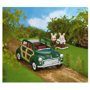 Sylvanian Families Family Car With 2 Rabbit product image