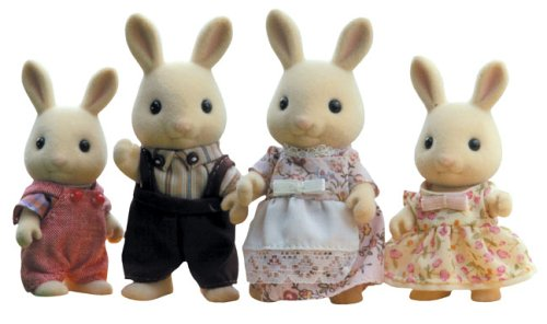 Sylvanian Families Rabbit Family product image