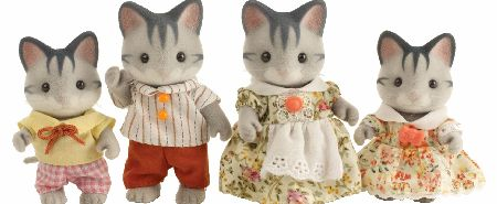 Sylvanian Families are an adorable range of distinctive animal characters with charming and beautiful homes, furniture and accessories. They live, work and play in the idyllic and wonderful land of Sylvania. Father Perkin Harvey runs the Village Stor - CLICK FOR MORE INFORMATION