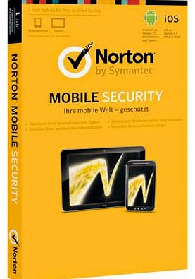 1 Year Norton Mobile Security 3.2 Android and - CLICK FOR MORE INFORMATION