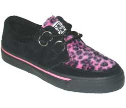 Funky, rock and roll styled creepers from T.U.K. - CLICK FOR MORE INFORMATION