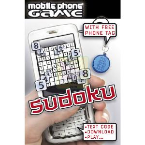 Tactic Games UK Sudoku Mobile Phone Game product image
