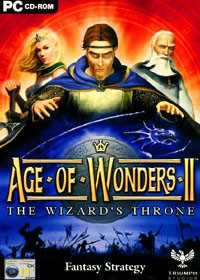 TAKE 2 Age of Wonders II The Wizards Throne PC