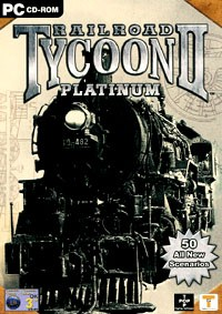 TAKE 2 Railroad Tycoon II PC