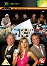 TAKE 2 World Poker Tour Xbox product image