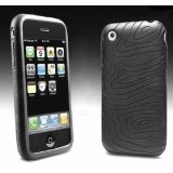 Talkline Sales FoneM8 - New Ipod Touch 2 Tyre Tread Black Silicone Case - Lifetime Warranty product image