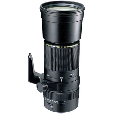 Tamron 200-500mm f5-6.3 SP AF DI Lens - Nikon Fit