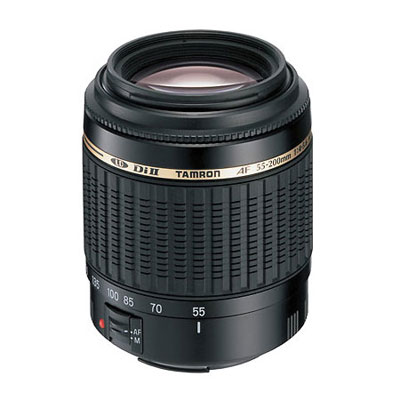 The new telephoto zoom from Tamron, designed exclusively for digital SLR cameras, is ideal for anyone who wants to capture truly dynamic telephoto images. It goes far beyond the capabilities of the standard zoom that comes with a digital SLR camera.  - CLICK FOR MORE INFORMATION