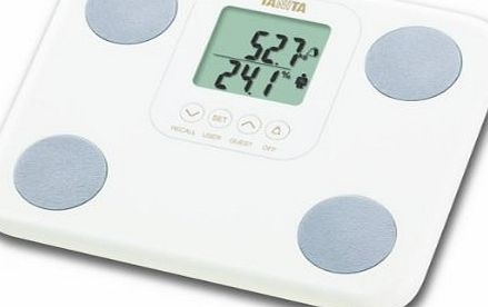 tanita innerscan body composition monitor manual