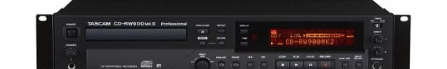 Tascam  CD-RW900mkII Professional CD Recorder product image