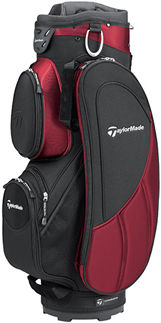 Made Classic Cart Bag 2.0 Black/Red