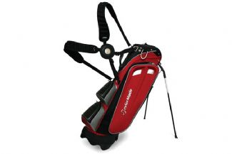 MAG F1 STAND BAG Fire Red/Titanium