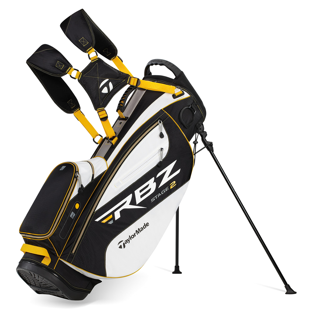 RocketBallz Stage 2 Stand Bag