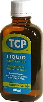 TCP, 2041[^]10034485 Original Liquid Antiseptic 100ml 10034485