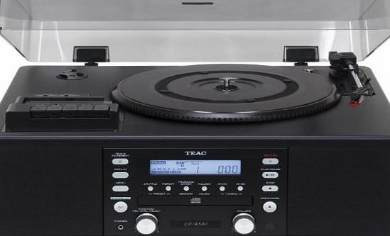 Teac LPR500-BLACK Compact Disc Player