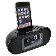 Technika CR-109IDAB DAB & iPod Dock Clock Radio product image