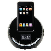 Technika CR-209IP Clock Radio with iPod dock