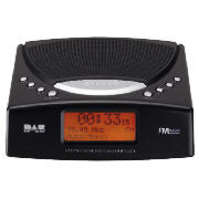 technika DAB-109CR DAB clock radio product image