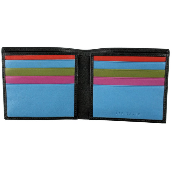 Ted Baker Black Sesser Wallet by product image