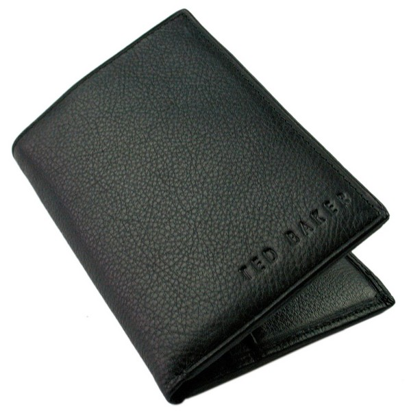 Ted Baker Black Tealeev Mini Card Note Wallet by product image
