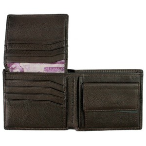 Ted Baker Brown Brunwic Leather Coin Wallet by product image